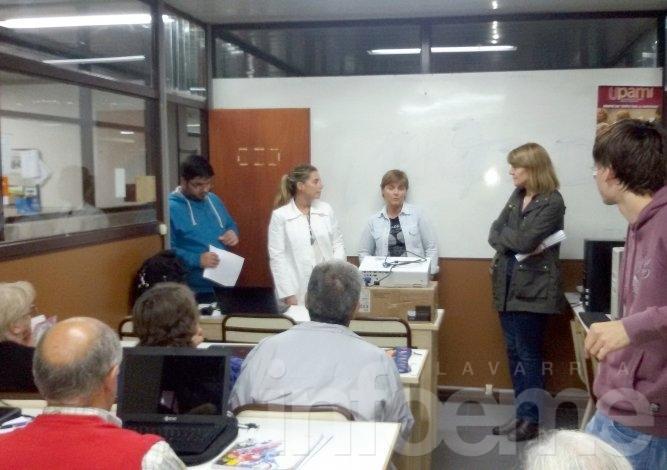 Comenzaron los talleres de UPAMI para Adultos Mayores