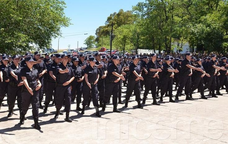 Afirman que continuará la Escuela de Policía en Loma Negra