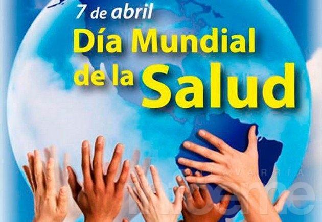 Día Mundial de la Salud: Actividades en Olavarría