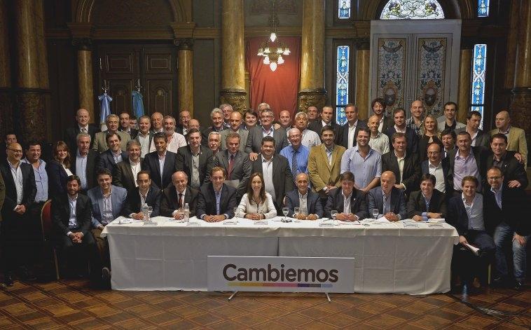 Galli participó del Foro de Intendentes de Cambiemos
