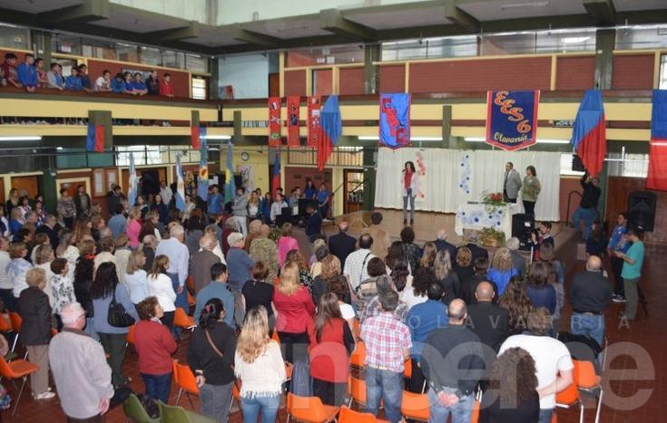Emotivo acto por el 70º aniversario del ex Colegio Nacional