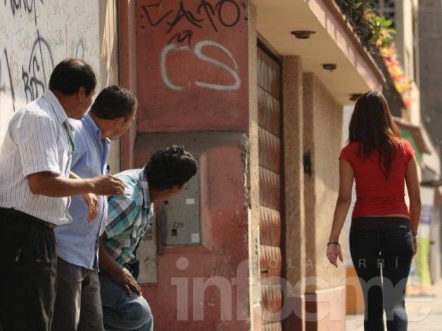 """""""Paremos el acoso callejero"""", el 100% de las mujeres lo padece"""