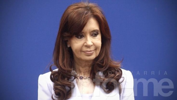 Imputaron a Cristina Kirchner por presunto lavado de dinero