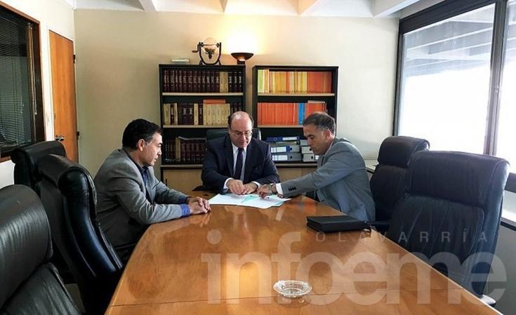 Importante convenio entre el Colegio de Abogados de Azul y el Consejo de la Magistratura de la Nación