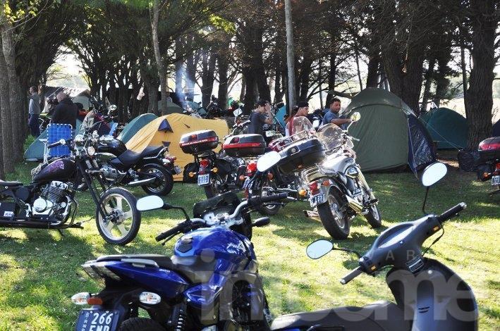 El Motoencuentro de Olavarría en fotos