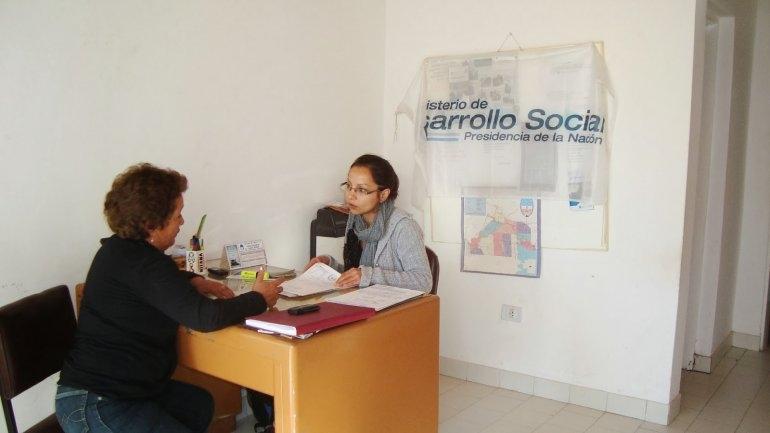 Operativo Integral para trámites sociales en localidades