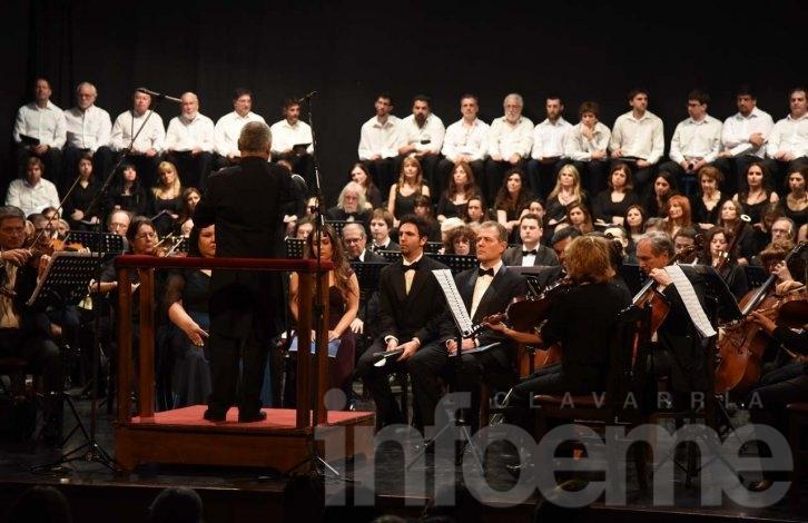 Llega el primer concierto del año de la Sinfónica