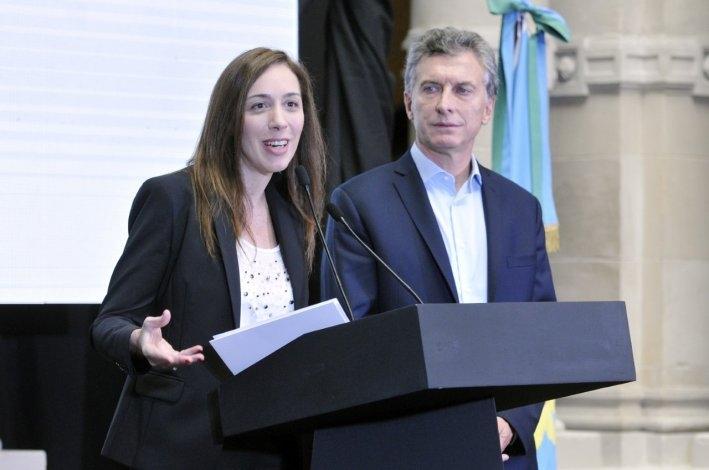 """Vidal anunció una """"inversión histórica"""" en obras"""