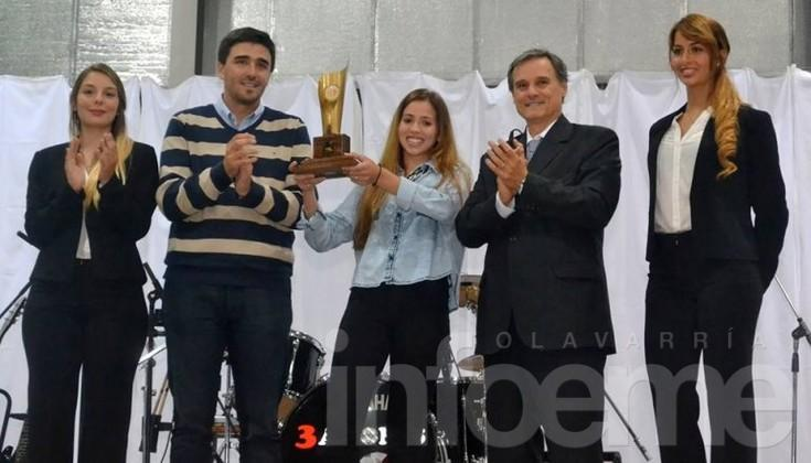 Juana Quereilhac se quedó con el Bataraz de Oro