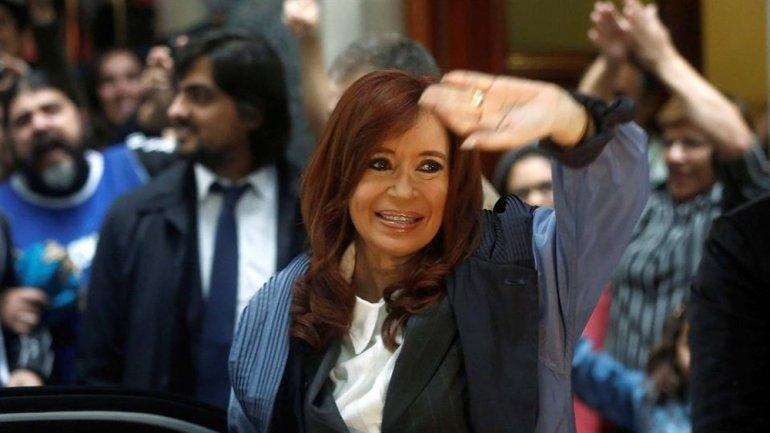 Cristina no declaró, presentó un escrito y recusó al juez Bonadio