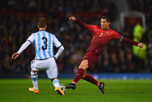 La Selección debutará ante la Portugal de Cristiano Ronaldo