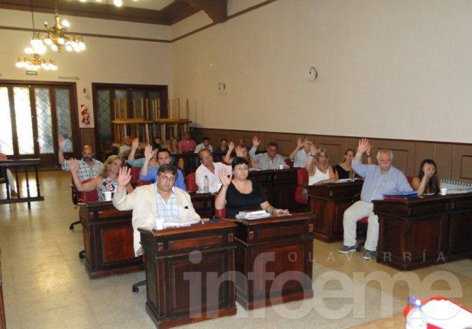 Esta noche el Concejo Deliberante tendrá su primera sesión