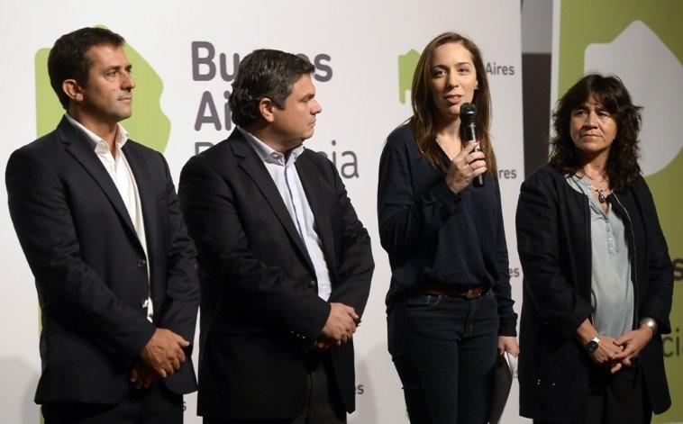 Vidal anunció aumento del 15% en jubilaciones de la Provincia