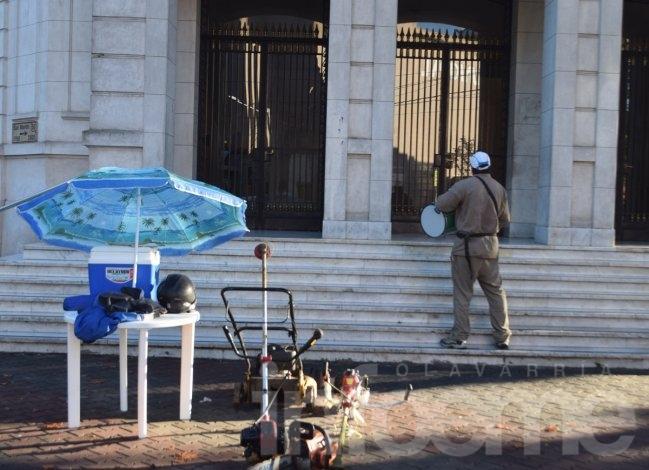 """El Municipio afirma que la situación del proveedor es """"irregular"""""""