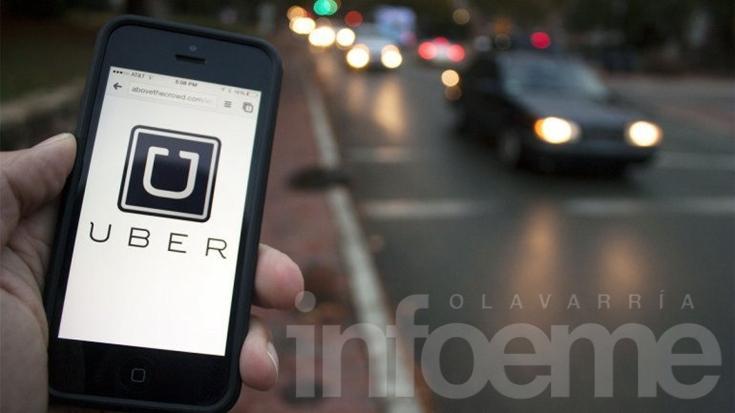 Mauricio Macri defiende la prohibición de Uber