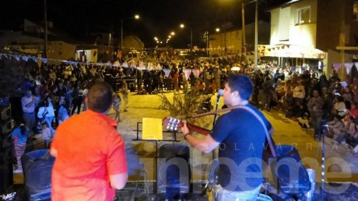 Los Sikuris entierran el Carnaval Abajeño