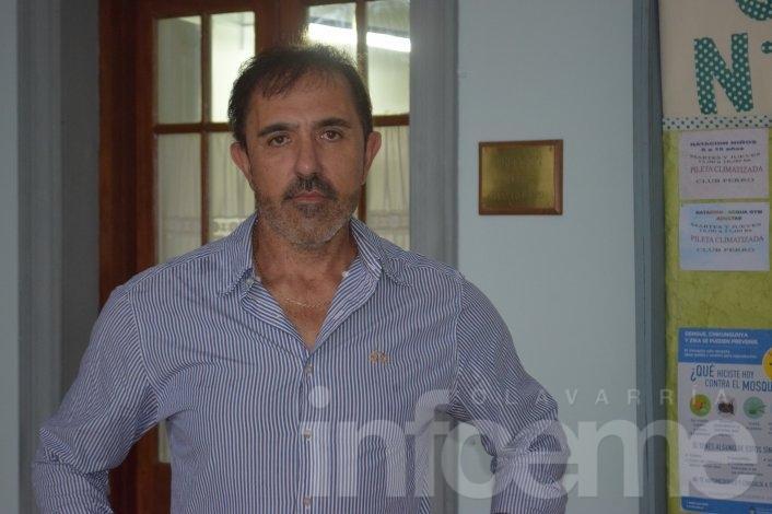 """Orifici: """"El Centenario va a ser una fiesta para la familia, a lo Racing"""""""