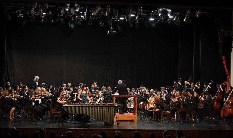 Primera presentación del año para la Orquesta Sinfónica