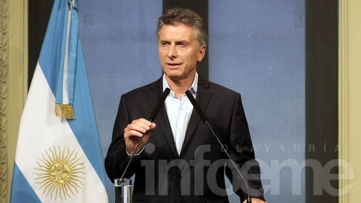 """Macri, """"convencido"""" que """"la inflación va a bajar"""""""