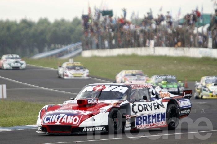 Rossi se impuso en Concordia