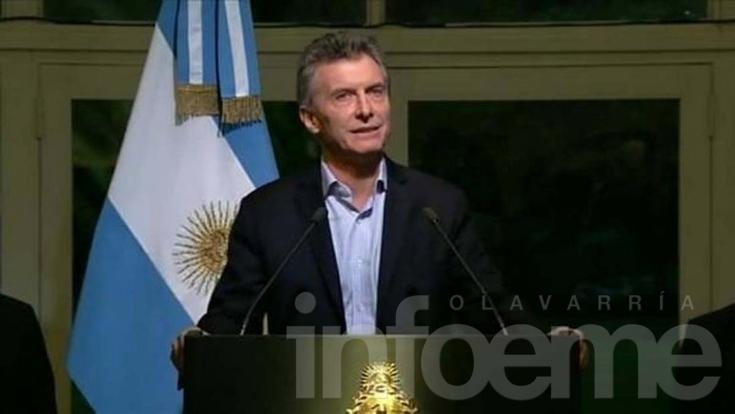 Macri se reunió con empresarios