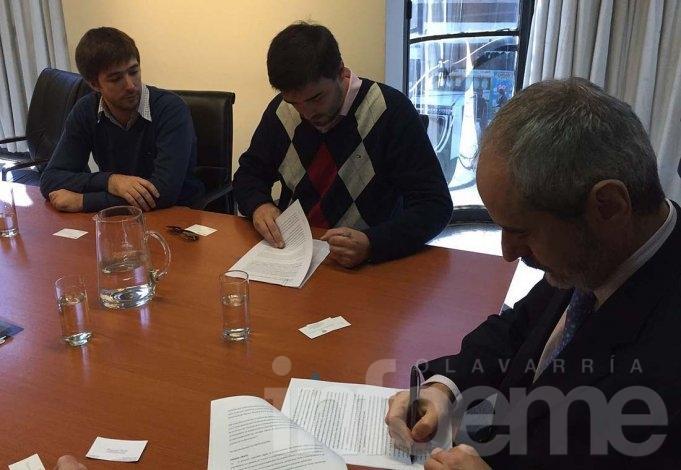 Tarjeta SUBE: se firmó el convenio para implementarla en Olavarría