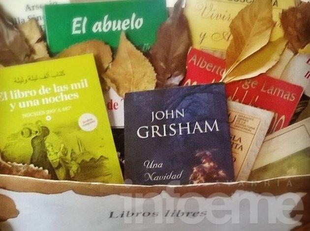 """Día Internacional del Libro: llegó """"BookCrossing"""" a Olavarría"""