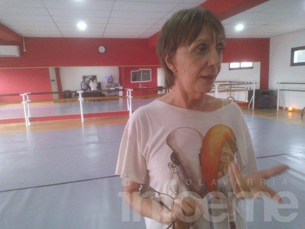 """Noemí Coelho: """"La danza es un reflejo de la sociedad en que vivimos"""""""