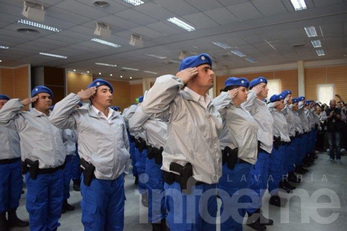 Cincuenta aspirantes a la Policía Local iniciarán su formación
