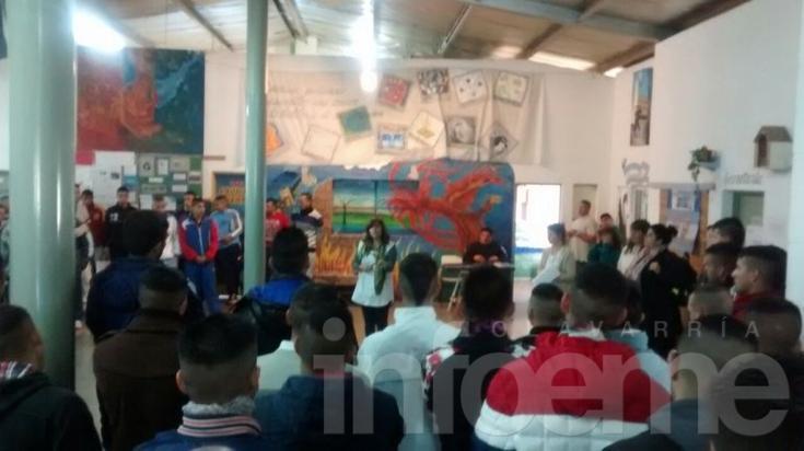 Cárcel de Sierra Chica: unos cien internos terminaron la Secundaria