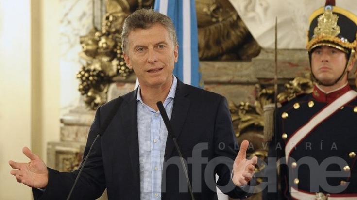"""Macri anunció un plan de """"Primer Empleo"""""""