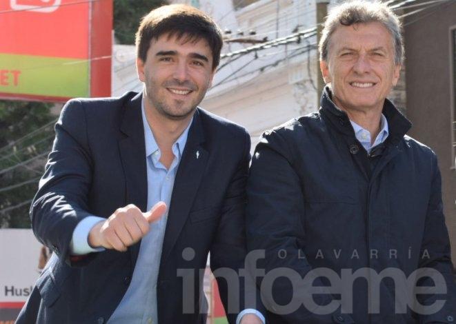 """Galli con Macri: """"Nos pidió dar prioridad al transporte público"""""""
