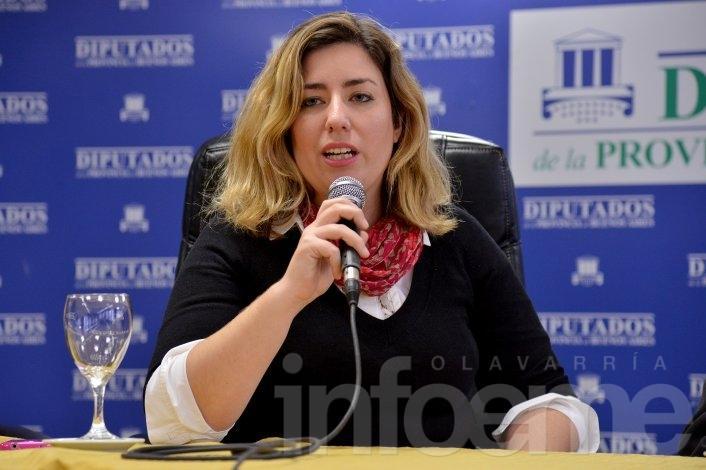 La Diputada Portos disertará sobre la violencia de género