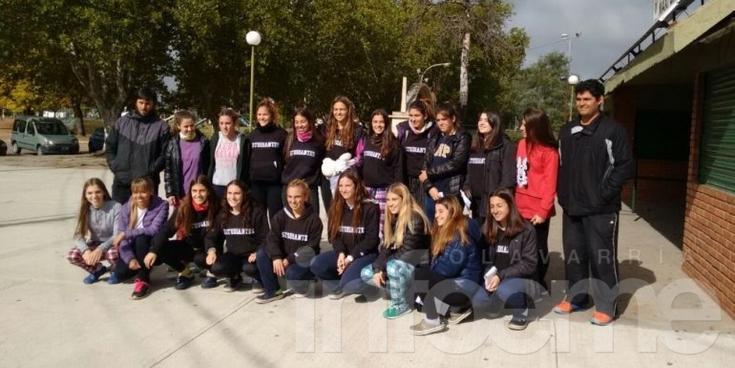 Estudiantes rumbo al Provincial Sub 18