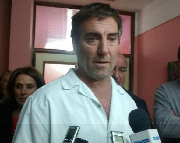 Gabriel Michetti asumió como Director Ejecutivo del Hospital de Oncología