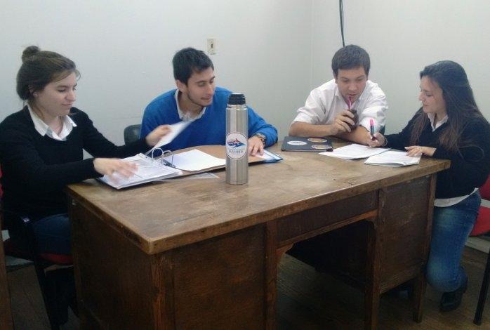 """""""Queremos ser nexo entre jóvenes y el Estado Municipal"""""""