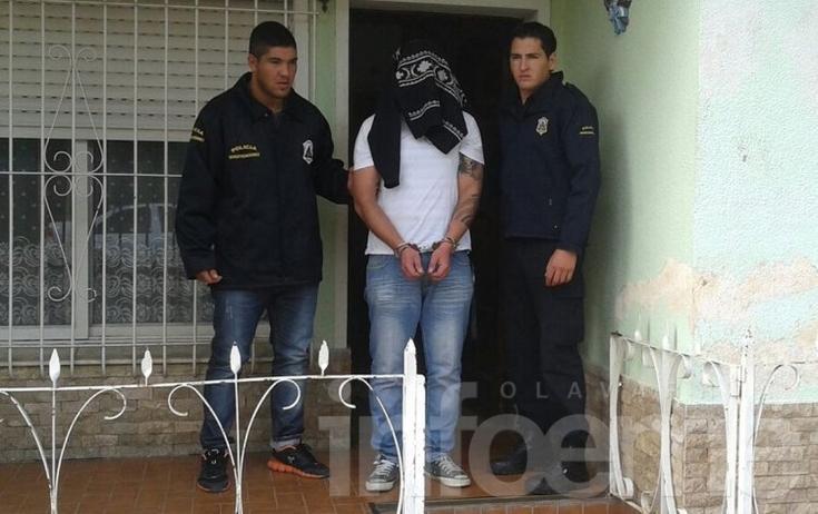 Policía detuvo a un hombre de Azul en nuestra ciudad
