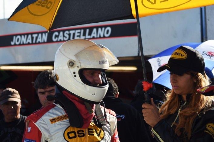 Rossi entre los titulares, Oubiña entre los invitados