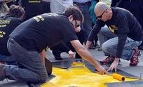 Pintarán dos nuevas estrellas amarillas