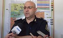 El ex Jefe de la Policía Distrital Mario Busto vuelve a Olavarría