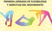 Primera jornada de flexibilidad y amplitud de movimiento