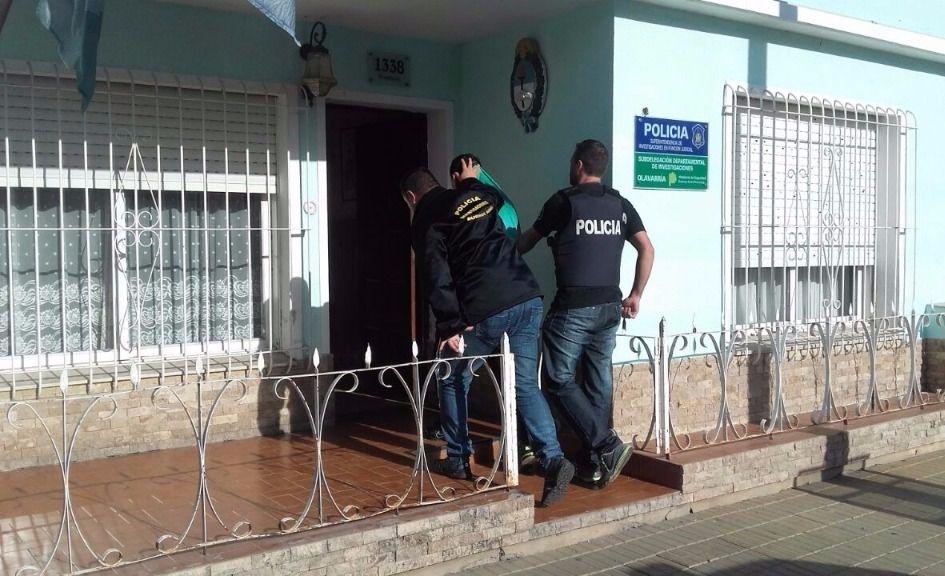Caso Natalia Bustos: padre e hijo detenidos por encubrimiento