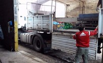 Olavarría Solidaria: llegaron las donaciones a Salto