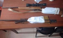 Secuestran armas durante un operativo en Bolívar