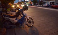 Cinco casos de alcoholemia y más de treinta vehículos retenidos