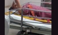 """Hospital: sanción a camillero por grabar a """"Petaca"""""""