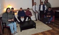 El Jefe de Gabinete se reunió con el Sindicato de Municipales