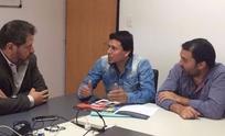 Estacionamiento medido: Aguilera pide municipalizar