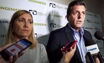 """Sergio Massa: """"El gobierno no entiende que el principal problema es la economía"""""""