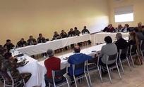 Importante reunión sobre Seguridad Rural